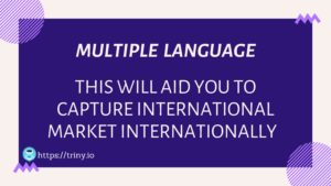 Why Multiple Language is Essential ?