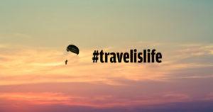 #travelislife
